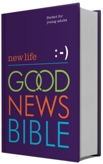 NEW LIFE BIBLE – AGE 12 + -
